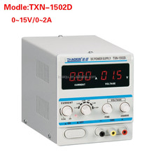 TXN-1502D Adjustable DC Power Supply 15V 2A Power Cable Digital Mobile Phone Repair Power