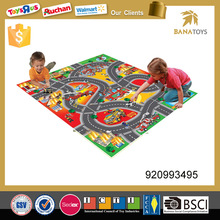 Hot Sale Children Play Mat with 3 Car