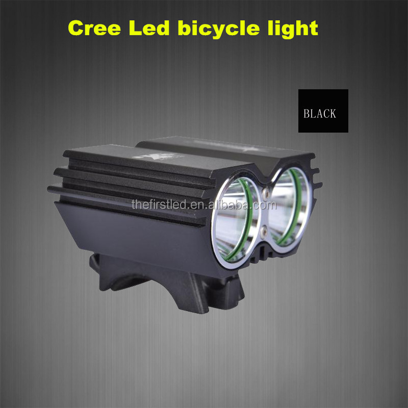 Cree XM-L2 1800LM waterproof design shenzhen bicycle light