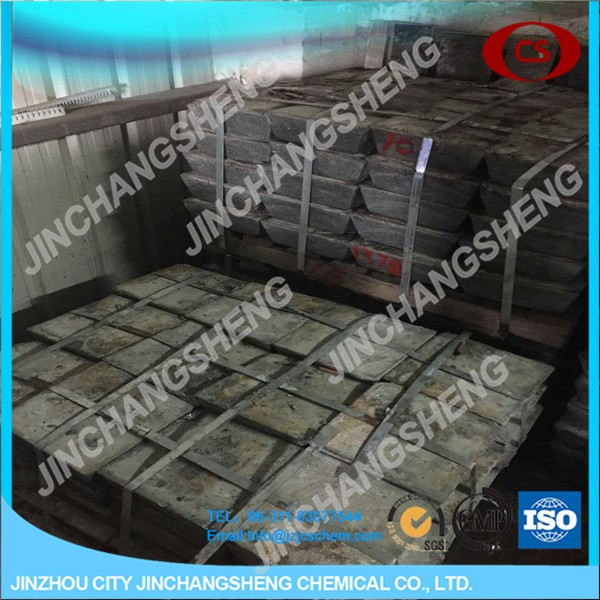 competitive price antimony ingot sb 99.65%