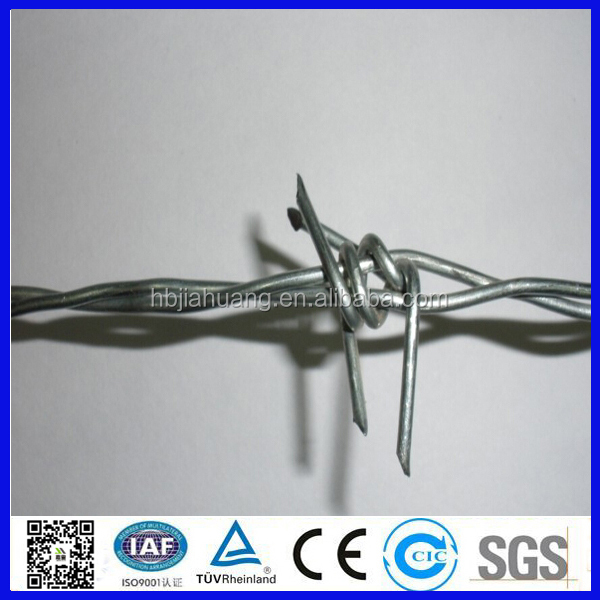 High quality used plastic barbed wire for sale