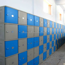 High tech bathroom refrigerator electronic/barcode lockers with best price