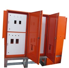 powder coated galvanized steel metal electrical distribution panel box