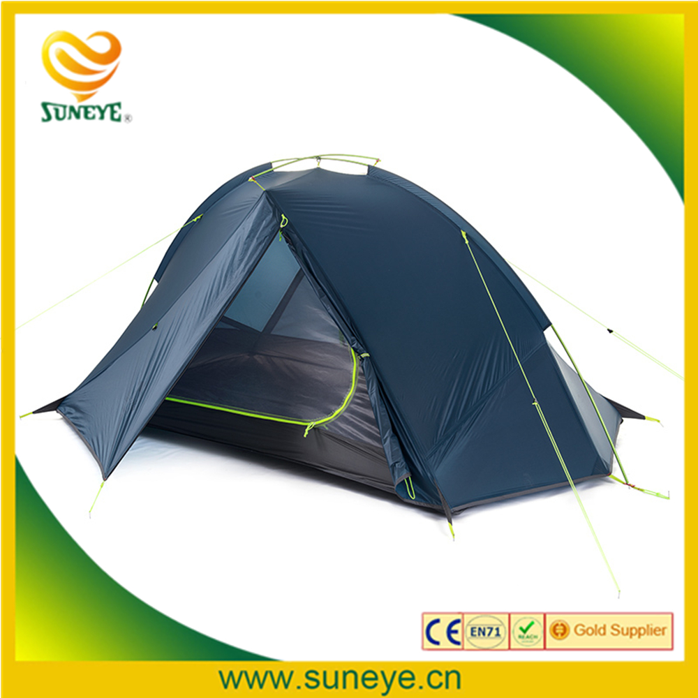 3-4 Person Tent New Arrived Double Layer Outdoor Camping Hike Travel Tent Aluminum Pole NH Camping Tents