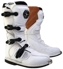 Leather motocross boots MBM001