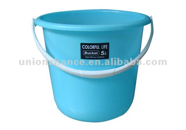 Plastic Wash Bucket