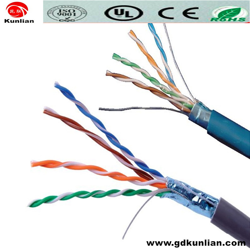 FTP CAT6 CABLE /systimax cat6 patch cable/cable utp cat 5e