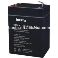 binary china manufacturer 6v battery 4.2ah for lcd tv