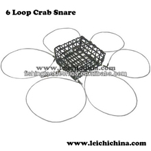 High quality fishing 6 Loop Crab Snare
