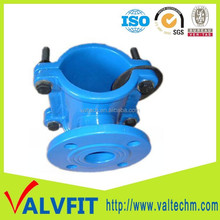 Ductile Iron saddle repair clamp