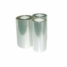 Transparent plastic sheet rigid pet film roll