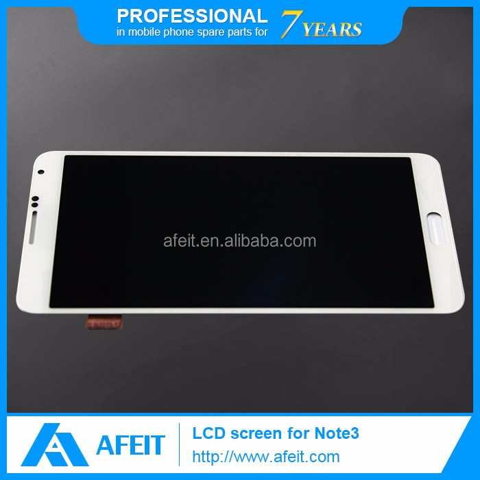 Wholesale cheap price mobile phone touch screen for samsung galaxy note 3 lcd digitizer