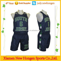 2013 youth reversible mesh basketball jerseys uniforms