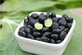 High Quality Black Kidney Bean With HPS Size 500-550 pcs for 100g