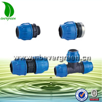 PVC layflat water hose fitting