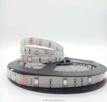 2017 RGB led 12v 24v dc 5050SMD 60 led led light strip with 4 years warranty