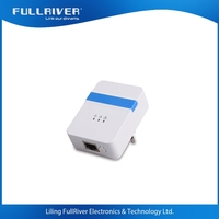 500Mbps HomePlug powerline ethernet adapter