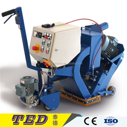 Concrete Road surface shot blasting machine concrete floor shot cleaning machine