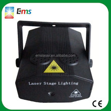 High quality 8 in 1 laser dance lighting manufacturer mini stage light for Christmas