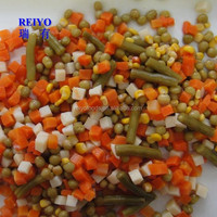 Chinese canned vegetables
