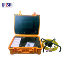 WITSON High Resolution Sewer &amp; Video Pipe Drain Inspection Camera <strong>System</strong>