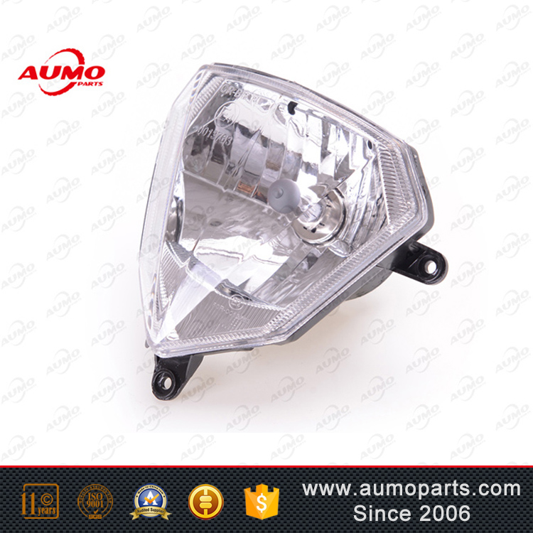 Best popular motorcycle headlight motorcycle parts head lamp for Romet CRS 125