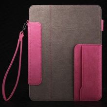 Unique design high quality jean stand fashion case cover for ipad 2 3
