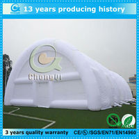 new design outdoor white inflatable marquee tent