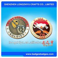 Antique rare coins for commemorative