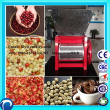 Fresh Coffee Bean Peeling Machine Coffee Pulp Removing Machine