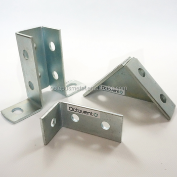 Support Channel GI bracket HDG Connector/ hanger bracket