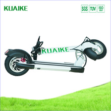 electric one wheel scooter handicap 400w foldable mini scooter wide pedal with disc brake