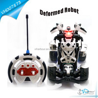 Remote Control Robot Transform Toy Car