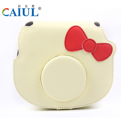 for cheki-instax-mini-HELLO-KITTY-dedicated-camera-yellow-case Japan-FUJIFILM-cheki-instax-mini-HELLO-KITTY-dedic