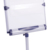 Magnetic mobile easel