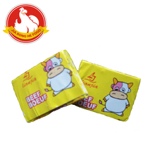 10g Bouillon Cubes Chicken Beef, Onion, Shrimp, Tomato, Vegetable Seasoning Cubes