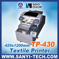 SinoColor TP-430 t shirt Printing Machines for Sale