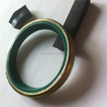 UN+metal+copper PU oil seal, hydraulic cylinder oil seal, iron shell sealing ring