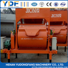 Dry mix JDC500 concrete mixer machine for sale machine concrete