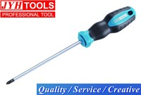 Taiwan Professional JYH TOOLS new designing hot selling rubber handle screwdriver