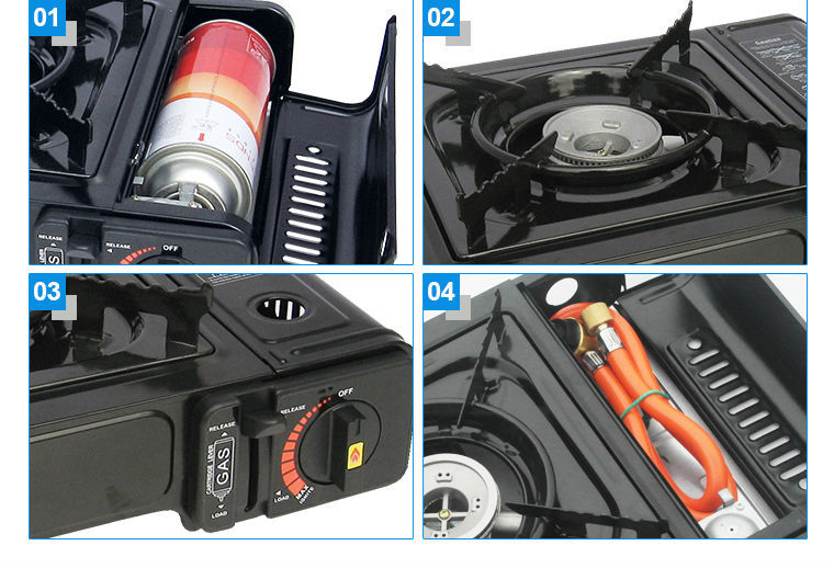 2017 Foshan Newest Restaurant Portable Butane Gas Stove