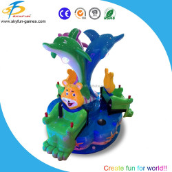 Ocean Disco Carousel machine/Children ride carousel game machine