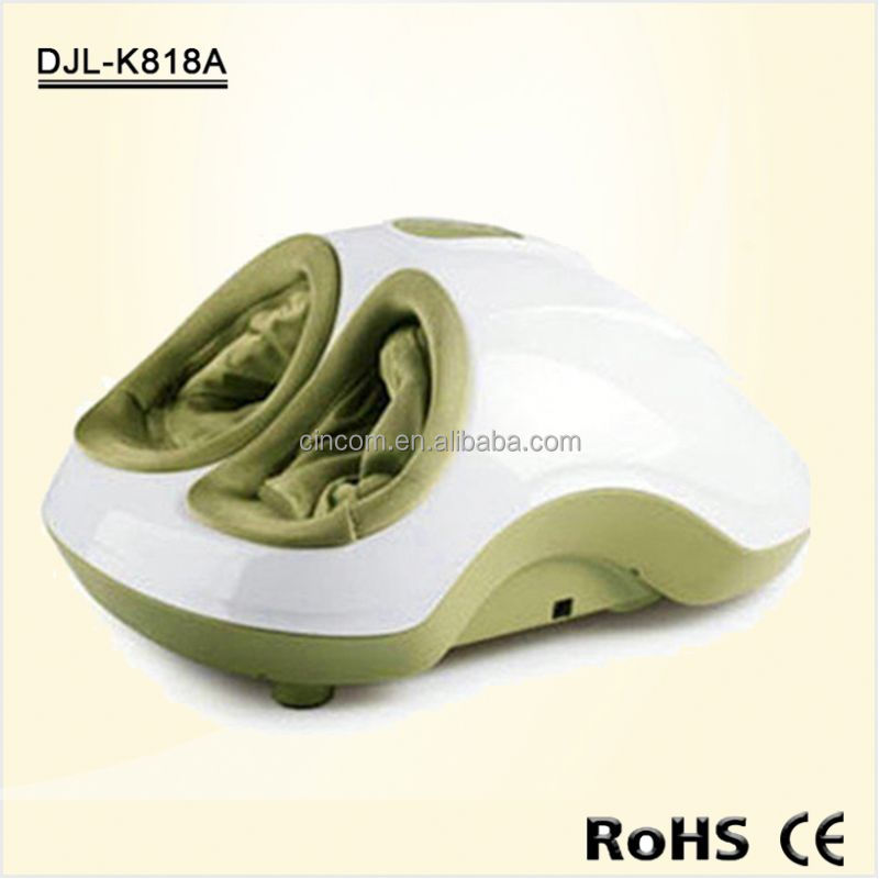 new product reclining foot massage chair with Air Pressure and Kneading