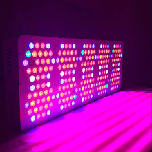 Hydroponics Greenhouse Grow Light, Full Spectrum 500w LED Grow Light Timer