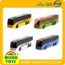 1 43 scale diecast metal toys travel buses