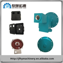 China aluminum fabricated products and aluminium sand casting part