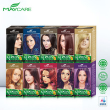 cool fruit nutritive red copper light blonde hair dye hair color samples