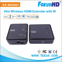 SHUNXUN SX-WHD01 WHDI-Tech 45m Wireless HD TV Transmitter Receiver 1080p wireless HDMI extender