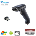 1D wireless Laser bluetooth barcode scanner with micro USB interface