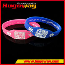 Gifts & Crafts China alibaba high quality Silicone Products tie dye silicone rubber wristband